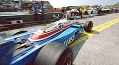 Aut Ligier cheever